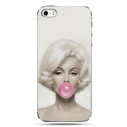 iPhone SE etui na telefon Monroe z gumą balonową