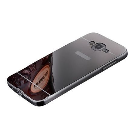 Mirror bumper case na Grand Prime - Czarny