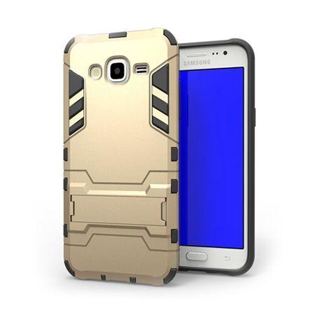 Pancerne etui na Samsung Galaxy A3 - Złoty