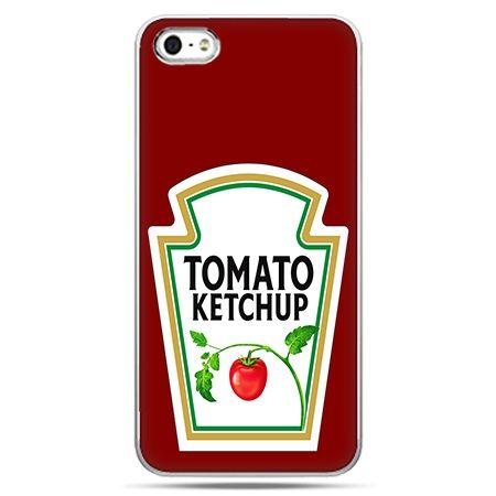 Etui na telefon ketchup.