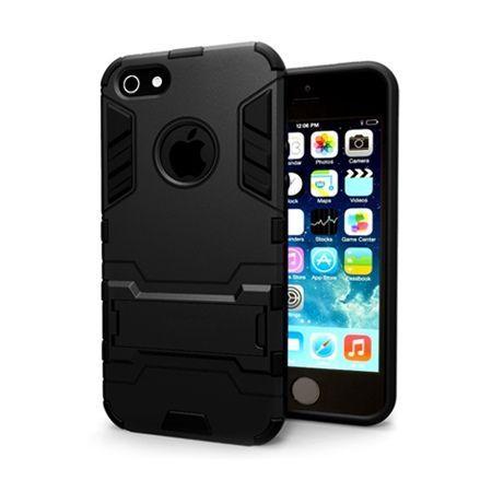 Pancerne etui na iPhone 5 / 5s - Czarny