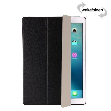 Etui na iPad 2 Silk Smart Cover z klapką - czarne.