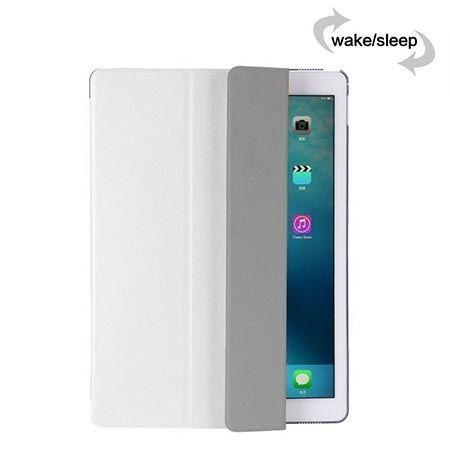 Etui na iPad 4 Silk Smart Cover z klapką - białe.