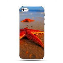 Etui na iPhone 4s / 4 - rozgwiazda czerwona
