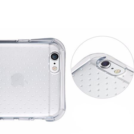 iPhone 6 Plus Air-Shock Corner przezroczyste etui silikonowe clear case.