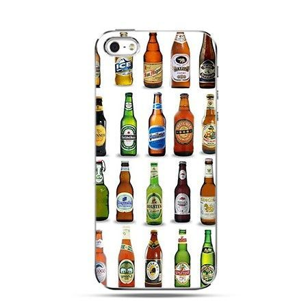 Etui na iPhone 4s / 4 - butelki