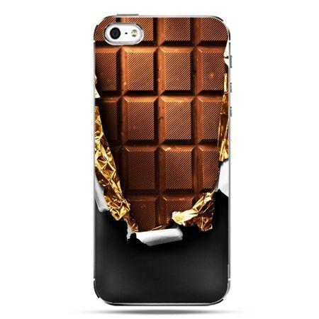 iPhone 5 / 5s etui na telefon czekolada.