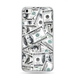 iPhone 5 , 5s etui na telefon dolary banknoty