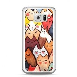 Etui na Galaxy S6 Edge koty