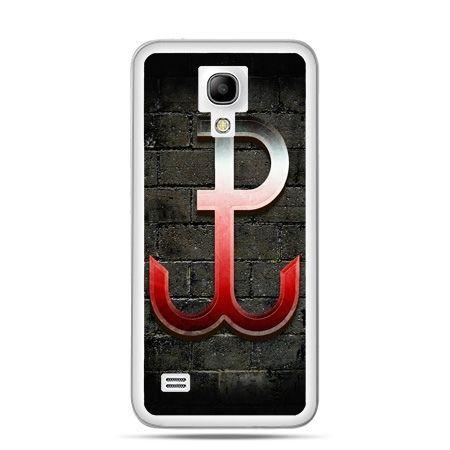 Etui na telefon Galaxy S4 patriotyczne - Polska Walcząca