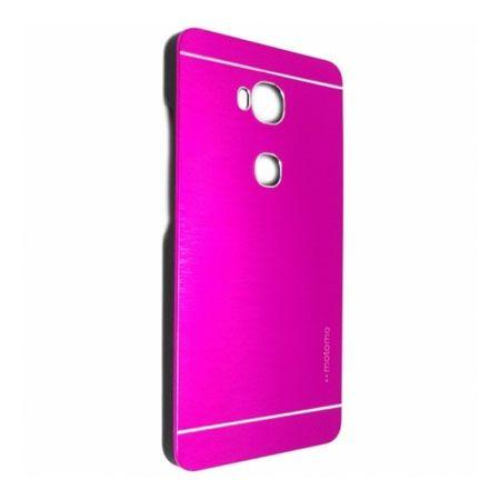 Huawei Honor 5X etui Motomo aluminiowe różowe. PROMOCJA !!!