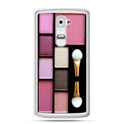 Etui na telefon LG G2 zestaw do makijażu