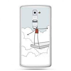 Etui na telefon LG G2 na krawędzi