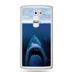 Etui na telefon LG G2 złowić rekina