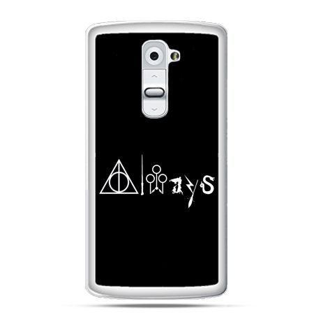 Etui na telefon LG G2 Always napis