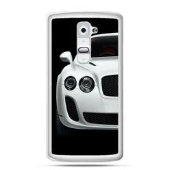 Etui na telefon LG G2 samochód Bentley