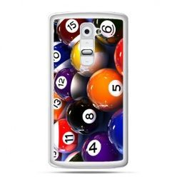Etui na telefon LG G2 bile