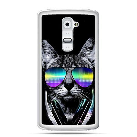 Etui na telefon LG G2 kot hipster