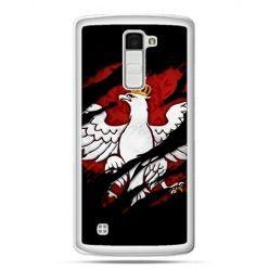 Etui na telefon LG K10 patriotyczne - Polski Orzeł