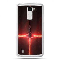 Etui na telefon LG K10 miecz star wars