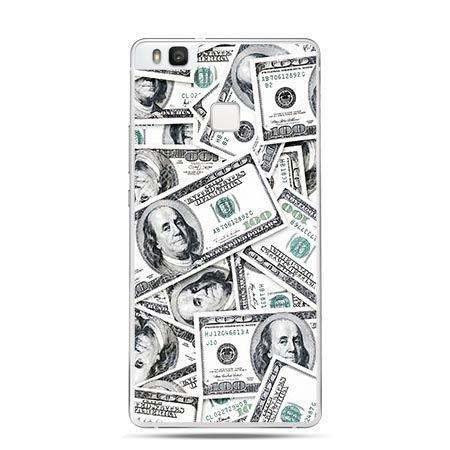 Etui na Huawei P9 Lite banknoty 100 dolarowe.