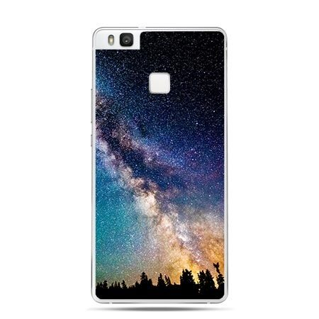 Etui na Huawei P9 Lite galaktyka , droga mleczna.