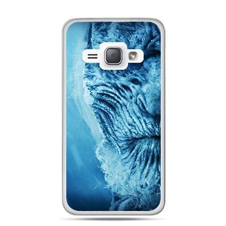 Etui na Galaxy J1 (2016r) Gra o Tron White Walker