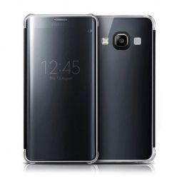 Samsung Galaxy A5 2015 etui Flip Clear View z klapką - Czarny