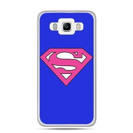 Etui na Galaxy J5 (2016r) Supergirl