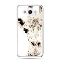 Etui na Galaxy J5 (2016r) żyrafa