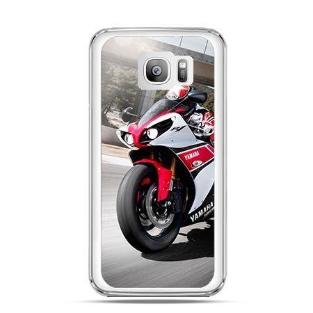 Etui na telefon Galaxy S7 Edge motocykl ścigacz