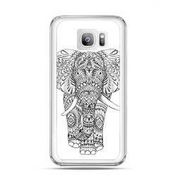 Etui na telefon Galaxy S7 Edge Indyjski słoń