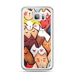 Etui na telefon Galaxy S7 Edge koty