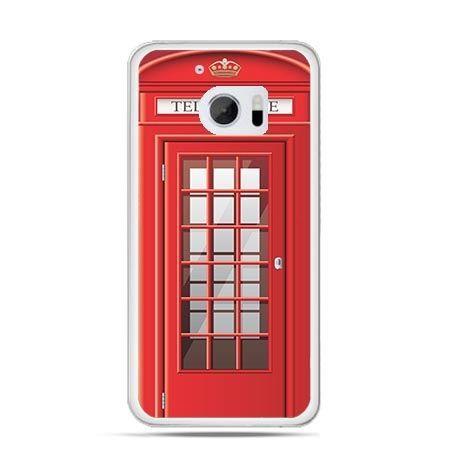 Etui na telefon HTC 10 budka telefoniczna