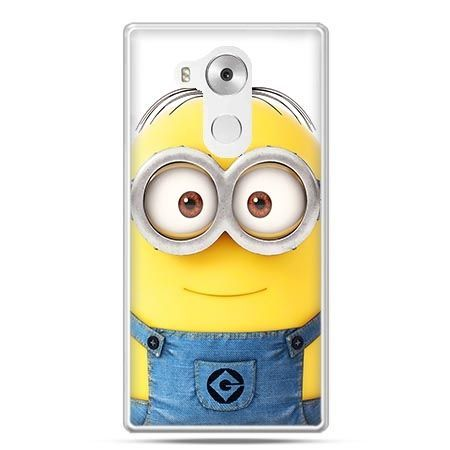 Etui na telefon Huawei Mate 8 minion