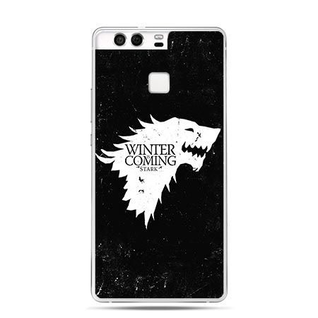 Etui na telefon Huawei P9 Winter is coming