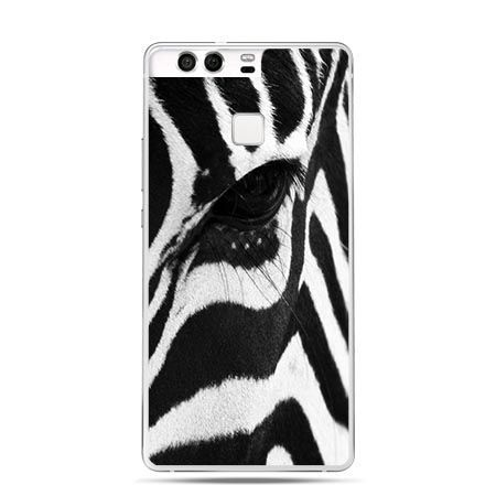 Etui na telefon Huawei P9 zebra
