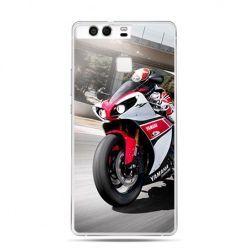 Etui na telefon Huawei P9 motocykl ścigacz