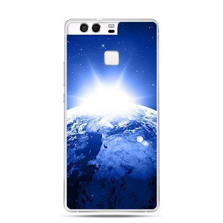 Etui na telefon Huawei P9 planeta ziemia