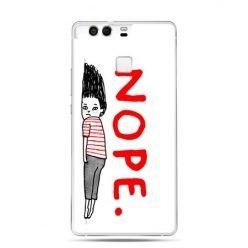 Etui na telefon Huawei P9 Nope
