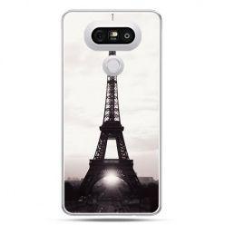 Etui na telefon LG G5 Wieża Eiffla