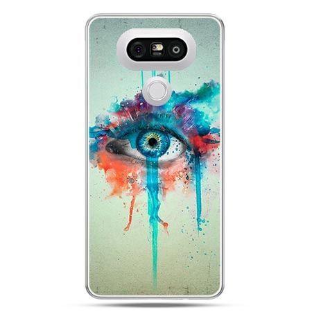 Etui na telefon LG G5 oko