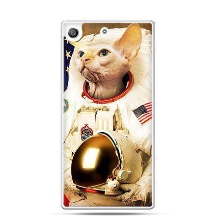 Etui na telefon Xperia M5 kot astronauta