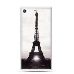 Etui na telefon Xperia M5 Wieża Eiffla