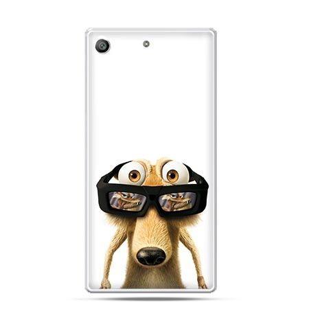 Etui na telefon Xperia M5 Epoka Lodowcowa