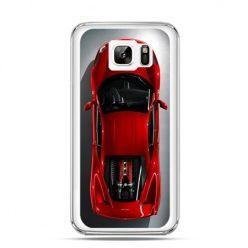 Etui na Samsung Galaxy Note 7 czerwone Ferrari