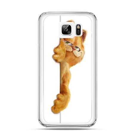 Etui na Samsung Galaxy Note 7 Kot Garfield