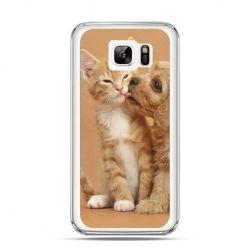 Etui na Samsung Galaxy Note 7 jak pies i kot