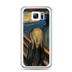 Etui na Samsung Galaxy Note 7 Krzyk Munka