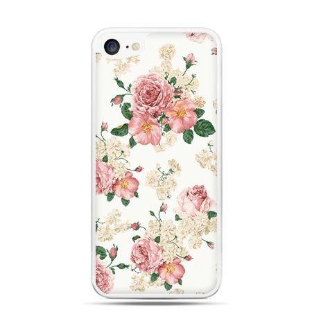 Etui na telefon iPhone 7 - polne kwiaty